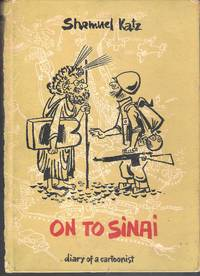 On to Sinai: Diary of a Cartoonist