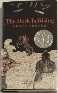 THE DARK IS RISING. Illustrations by Alan E. Cober