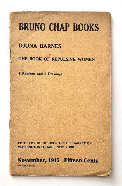 The Book of Repulsive Women. 8...