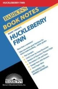 image of Huckleberry Finn (Barron's Book Notes)