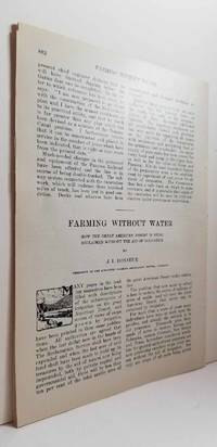 image of Article: Farming Without Water