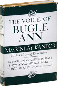 "Heavily Revised First Draft Typescript of ""The Voice of Bugle Ann"" [WITH] First separate edition of The Voice of Bugle Ann [James Strohn Copley's Copy]"