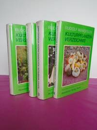 Verzeichnis Landwirtschaftlicher und Gärtnerischer Kulturpflanzen (Ohne Zierpflanzen) 4 Bands [list of agricultural and horticultural Crops - excluding ornamental Plants - Complete in 4 volumes]