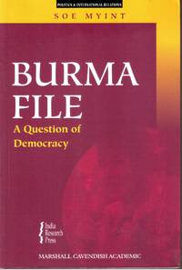 Burma File A Question Of Democracy
