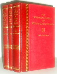 The Oxford Library of Words and Phrases, Volumes I, II & III