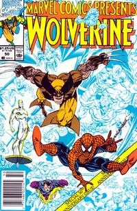 Marvel Comics Presents #50 Wolverine/Spider-Man