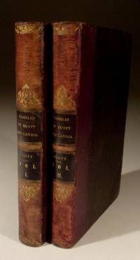 Rambles in Egypt and Candia, Vols 1&2