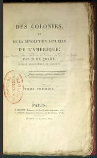 Paris: F. Bechet, 1817. First edition. Cloth. Very good ex-lib copies, rebound, gilt accession numbe...