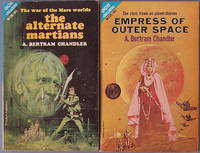 EMPRESS OF OUTER SPACE / THE ALTERNATE MARTIANS