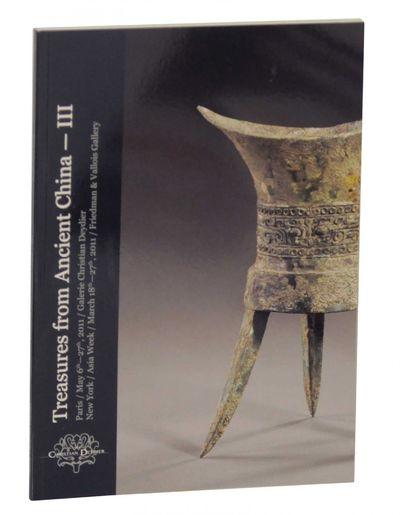 New York / Paris: Friedman & Vallois Gallery / Galerie Christian Deydier, 2011. First edition. Softc...