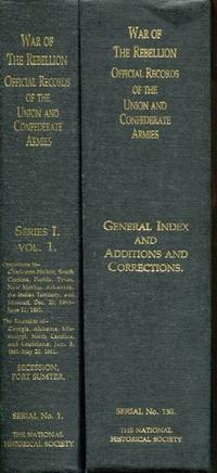 image of The War of the Rebellion: a compilation of the Official Records of the Union and Confederate Armies