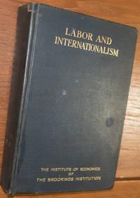 Labor and Internationalism