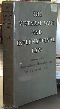 image of The Vietnam War and International Law; American Society of International Law