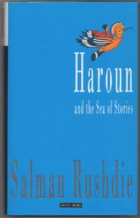 Haroun and the Sea of Stories by  Salman RUSHDIE - First Edition - 1990 - from Between the Covers- Rare Books, Inc. ABAA (SKU: 430433)