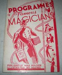 image of Programmes for Magicians