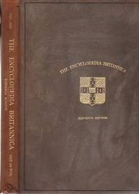 ENCYCLOPAEDIA (ENCYCLOPEDIA) BRITANNICA : ELEVENTH (11) EDITION , VOL. XXI (21), PAY TO POL