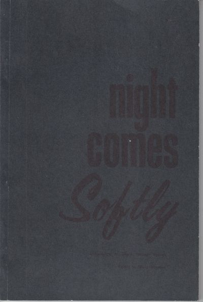 (Newark): (Medic Press). 1970. First Edition; First Printing. Softcover. Black wraps, fine copy of t...