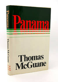PANAMA by Thomas McGuane - First Edition; First Printing - 1978 - from Rare Book Cellar (SKU: 115354)