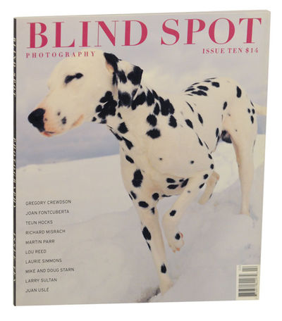 New York: Blind Spot, 1997. First edition. Softcover. Includes images by Gregory Crewdson, Joan Font...