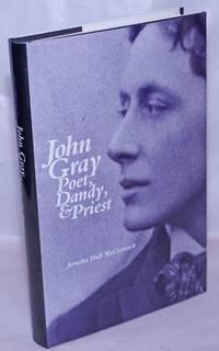 image of John Gray, poet, dandy_priest