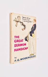 The Great Sermon Handicap by P.G. Wodehouse - 1st Edition 1st Printing - 1933 - from Brought to Book Ltd (SKU: 003556)