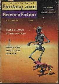 The Magazine of FANTASY AND SCIENCE FICTION (F&SF): December, Dec. 1959