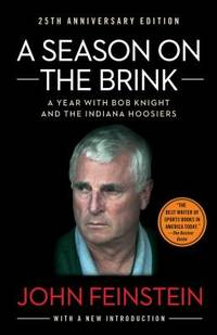 image of A Season on the Brink : A Year with Bob Knight and the Indiana Hoosiers