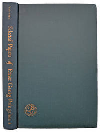 The Selected Papers of Ernst Georg Pringsheim.