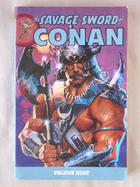 The Savage Sword of Conan, Volume 9