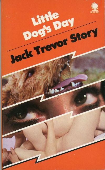 London: Sphere Books Limited, 1972. Small octavo, pictorial wrappers. First paperback edition. Test-...