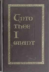 image of Unto Thee I Grant Volume 5