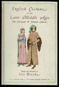 image of English Costume of the Later Middle Ages