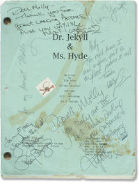 image of Dr. Jekyll and Ms. Hyde (Original screenplay for the 1995 film, signed by cast and crew)