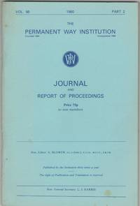 image of Journal and Report of Proceedings Vol.98, 1980, Part 2