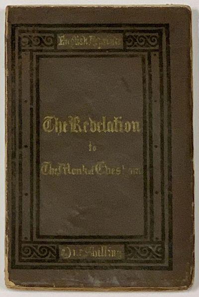 London, 1869. 1st edition thus.
