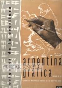 ARGENTINA GRAFICA, ORGANO DE LA CAMARA DE INDUSTRIALES GRAFICOS DE LA ARGENTINA (CIGA)