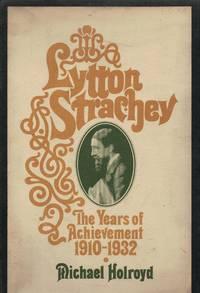 Lytton Strachey A Critical Biography