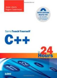 image of Sams Teach Yourself C++ in 24 Hours (5th Edition)