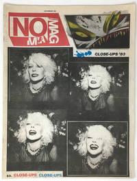 No Mag, 1983, Issue No. 11 [Los Angeles Art, Fashion, Punk, Music, No Magazine]