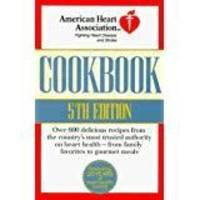American Heart Association Cookbook, 5th Edition (American Heart Association)