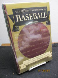 image of The Official Encyclopedia of Baseball: Jubilee Edition.