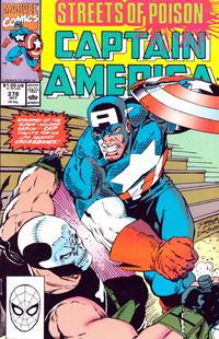 Captain America (1968 Series) #378