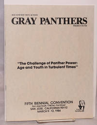image of The Challenge of Panther Power: age and youth in turbulent times