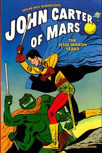 John Carter of Mars: The Jesse Marsh Years