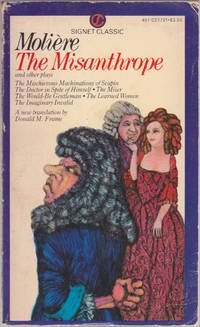 image of The Misanthrope and Other Plays