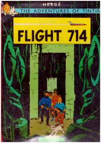 image of THE ADVENTURES OF TINTIN FLIGHT 714