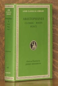 ARISTOPANES II - CLOUDS - WASPS - PEACE - Loeb Classical Library LCL 488