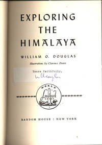 Exploring the Himalaya.; Illustrations by Clarence Doore