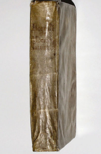 (4) ff., 566 pp., (3) ff. Bound in contemporary vellum. Excellent. Very rare first edition of this i...