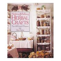 Making & Selling Herbal Crafts: Tips, Techniques, Projects (Hardcover) by Alyce Nadeau - Hardcover - 1899-12-31 - from InventoryMasters (SKU: uvg-hb-book-crafts-9)